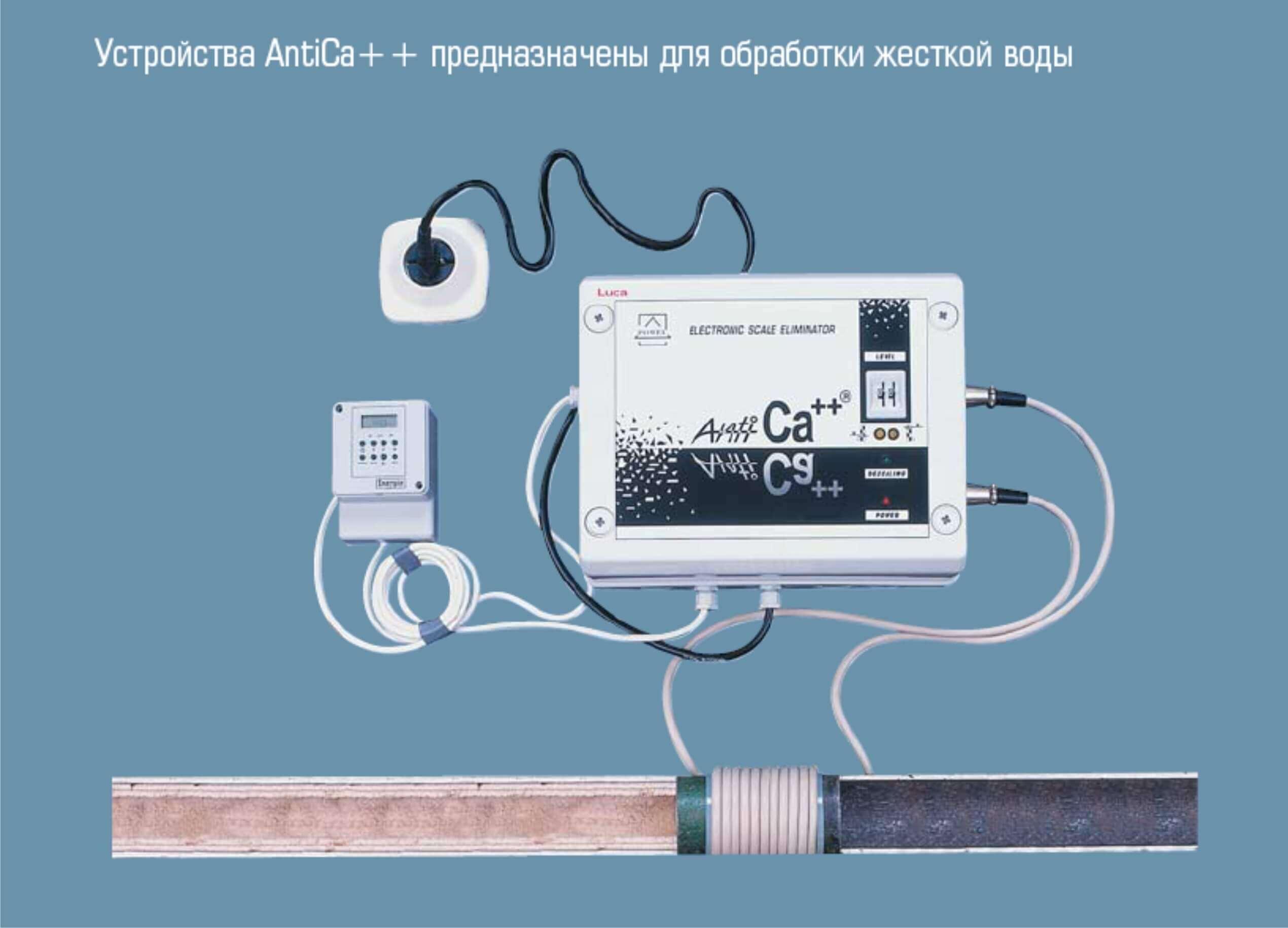 Машимпэкс устройство нехимической обработки воды Теплообменник Ридан НН 86 Ду 150 Сыктывкар